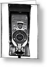 Through The Lens Greeting Card by John Rizzuto