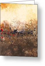 Tidal Sunrise Panel 2 Greeting Card by Craig Tinder