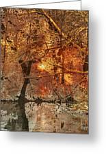 Time IIi Greeting Card by Yanni Theodorou
