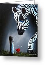 To Love Is To Be Loved By Shawna Erback Greeting Card by Shawna Erback