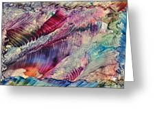 Tons Of Rainbows Greeting Card by Ana Lusi