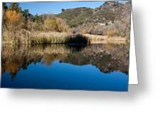 Topanga Canyon Series Greeting Card by Josh Whalen