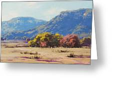 Touch Of Autumn  Greeting Card by Graham Gercken