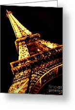 Towering Greeting Card by Heather Applegate
