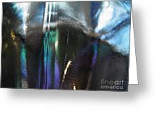 Transparency 4 Greeting Card by Sarah Loft