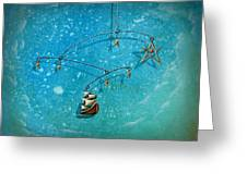 Treasure Hunter Greeting Card by Cindy Thornton