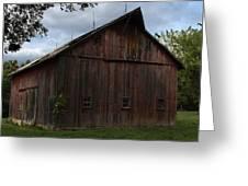 Tripp Barn Greeting Card by Guy Shultz