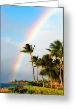 Tropical Dreamin' Greeting Card by Lynn Bauer
