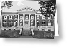 Tufts University Eaton Hall Greeting Card by University Icons