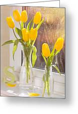 Tulips Greeting Card by Amanda And Christopher Elwell
