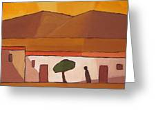 Tunisia Greeting Card by Lutz Baar
