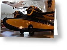 Udvar-hazy Center - Smithsonian National Air And Space Museum Annex - 1212100 Greeting Card by DC Photographer