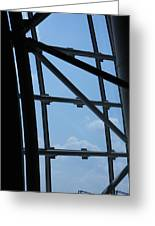 Udvar-hazy Center - Smithsonian National Air And Space Museum Annex - 1212103 Greeting Card by DC Photographer