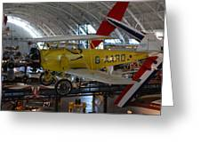 Udvar-hazy Center - Smithsonian National Air And Space Museum Annex - 1212107 Greeting Card by DC Photographer