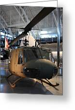 Udvar-hazy Center - Smithsonian National Air And Space Museum Annex - 121223 Greeting Card by DC Photographer