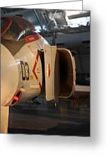 Udvar-hazy Center - Smithsonian National Air And Space Museum Annex - 121232 Greeting Card by DC Photographer