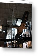 Udvar-hazy Center - Smithsonian National Air And Space Museum Annex - 121248 Greeting Card by DC Photographer