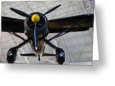 Udvar-hazy Center - Smithsonian National Air And Space Museum Annex - 121249 Greeting Card by DC Photographer