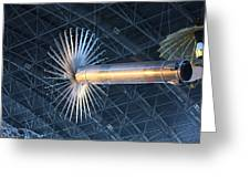 Udvar-hazy Center - Smithsonian National Air And Space Museum Annex - 121262 Greeting Card by DC Photographer