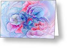 Unicorn Dream Greeting Card by Anastasiya Malakhova