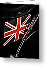 Union Jack Greeting Card by Phil 'motography' Clark