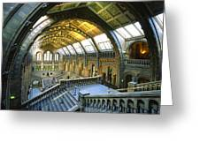 United Kingdom, London, Science Museum Greeting Card by Tips Images