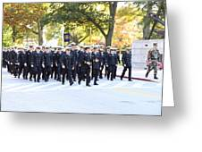 United States Naval Academy in Annapolis MD - 121240 Greeting Card by DC Photographer