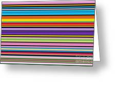 Unity Of Colour 1 Greeting Card by Tim Gainey