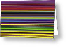 Unity Of Colour 5 Greeting Card by Tim Gainey