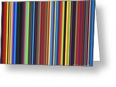 Unity Of Colour Greeting Card by Tim Gainey
