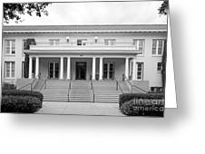 University Of La Verne Miller Hall Greeting Card by University Icons