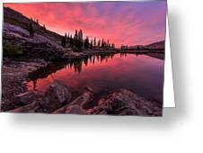Utah's Cecret Greeting Card by Chad Dutson