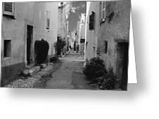 Valbonne - Provence-Alpes-Cote d'Azur - France Greeting Card by Christine Till
