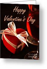 Valentine Gift Greeting Card by JH Designs