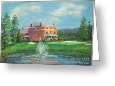 Valley View12 Greeting Card by Bruce Schrader