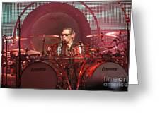 Van Halen-7273 Greeting Card by Gary Gingrich Galleries