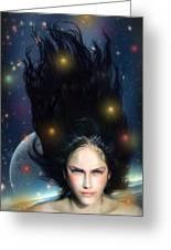 Venus Greeting Card by Alessandro Della Pietra