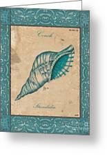 Verde Mare 2 Greeting Card by Debbie DeWitt