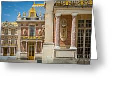 Versailles Splendor Greeting Card by Inge Johnsson