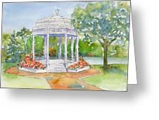 Vimy Memorial Greeting Card by Pat Katz