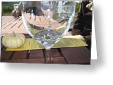 Vineyards In Va - 121245 Greeting Card by DC Photographer