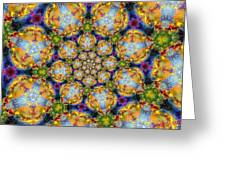 Vitality Greeting Card by Denise Nickey