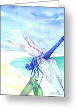 Wa-da-du-ga Greeting Card by Leann Vineyard Cooper