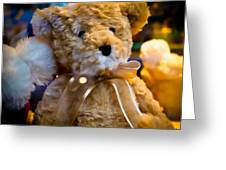 Waiting to Come Home Greeting Card by Ronda Broatch