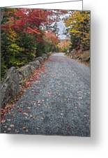 Walk Along Greeting Card by Jon Glaser