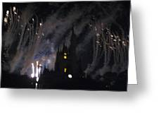 Walt Disney World Resort - Magic Kingdom - 121289 Greeting Card by DC Photographer