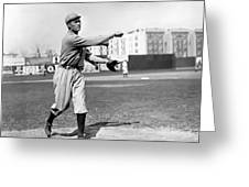 Walter Johnson Greeting Card by Retro Images Archive
