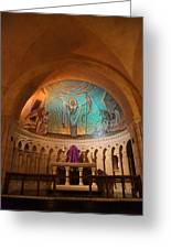 Washington National Cathedral - Washington Dc - 011337 Greeting Card by DC Photographer