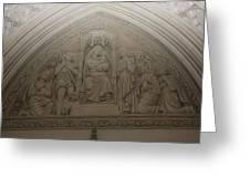 Washington National Cathedral - Washington Dc - 011366 Greeting Card by DC Photographer