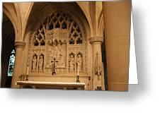 Washington National Cathedral - Washington Dc - 011373 Greeting Card by DC Photographer